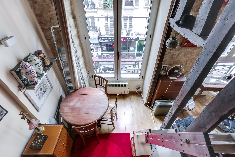 Appartement atypique paris 10 immobilier