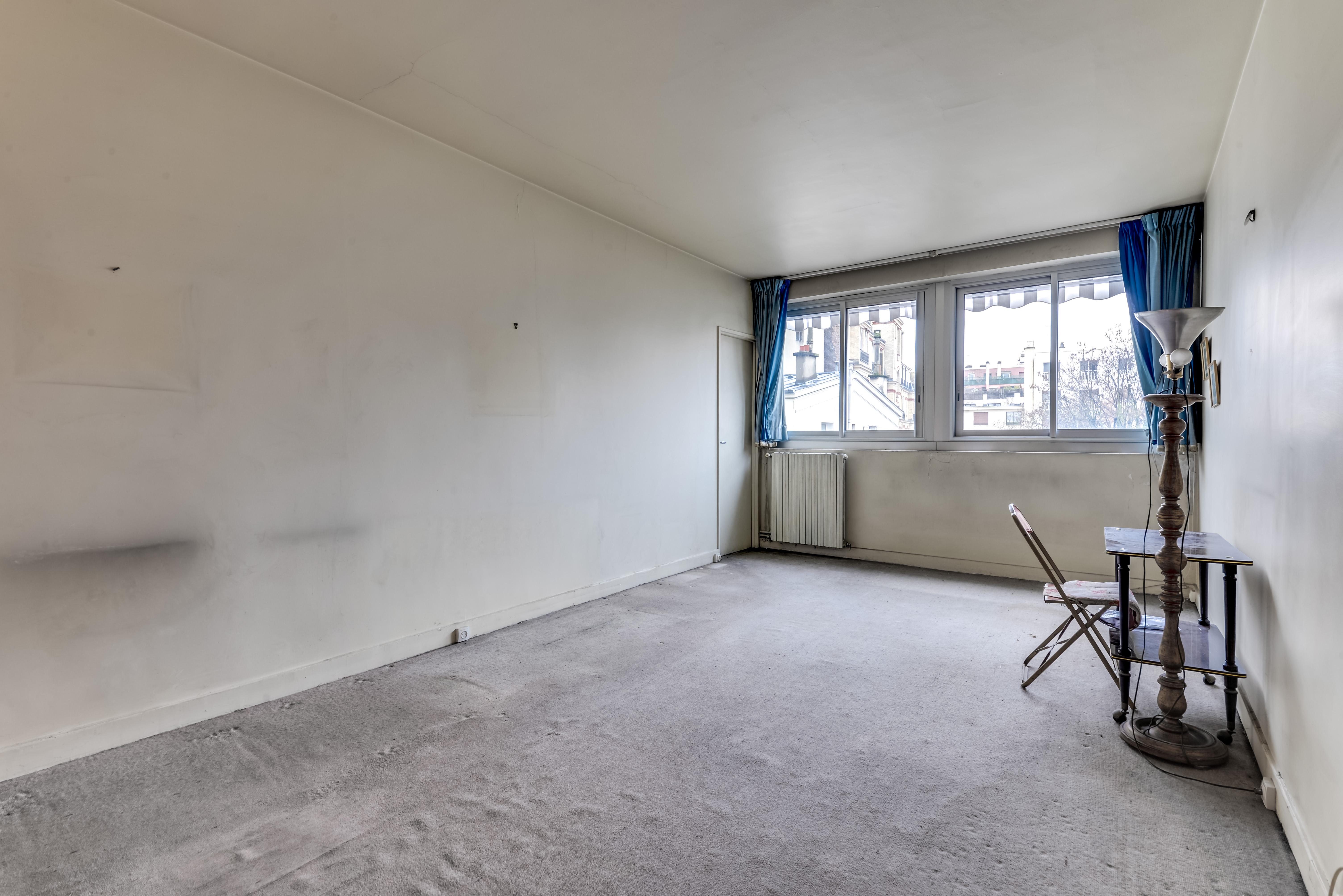 Studio Atypique Paris 16 achat immobilier