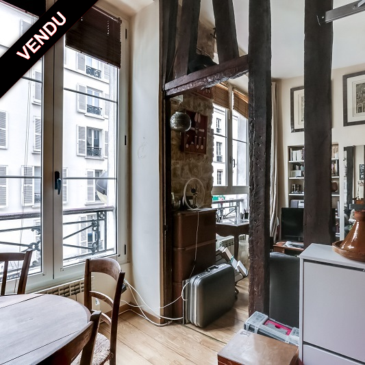 Appartement à vendre Paris immobilier